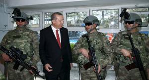 Ο στρατός του Ερντογάν στην Αθήνα – Τα… απίθανα μέτρα ασφάλειας