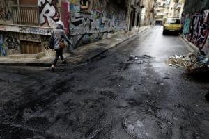 Έκαψαν το βαν στα Εξάρχεια οι τρομοκράτες που «χτύπησαν» στο Εφετείο