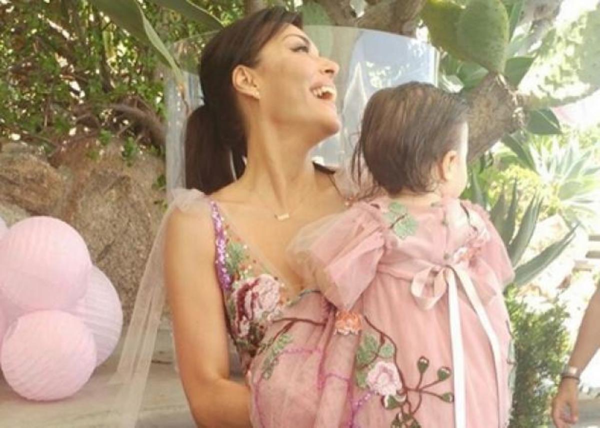 Σίσσυ Φειδά: Η κόρη της… πρωταγωνιστεί πια στο Instagram της! [pics] | Newsit.gr