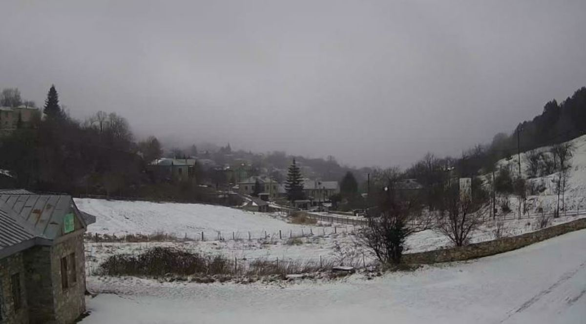 KAM1 - Καιρός live: Ζωντανή εικόνα από 12 κάμερες - χιονια, καμερες, καιρός