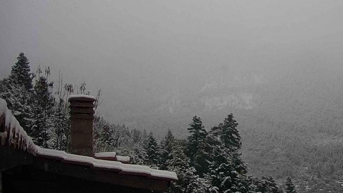 KAM5 - Καιρός live: Ζωντανή εικόνα από 12 κάμερες - χιονια, καμερες, καιρός