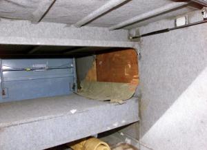 Λάρισα: Απίστευτες αποκαλύψεις για την κρύπτη του σπιτιού – Ο καταζητούμενος που κρυβόταν μέσα – Άφωνοι οι αστυνομικοί
