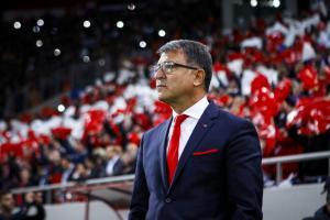 Ολυμπιακός, Λεμονής: «Μας προβληματίζουν τα γκολ που έχουμε δεχθεί»