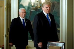 «Persona non grata» ο Αμερικανός αντιπρόεδρος στην Παλαιστίνη