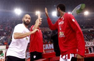 Ολυμπιακός – Ρεάλ Μαδρίτης: Με Σπανούλη για την παραμονή στην κορυφή