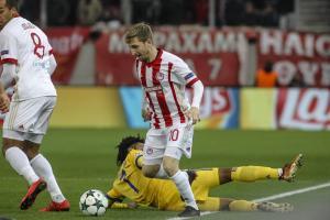Ολυμπιακός – Γιουβέντους 0-2 ΤΕΛΙΚΟ
