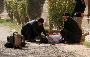 Ταλιμπάν μπήκαν με μπούρκες σε πανεπιστήμιο και τους θέρισαν – Τουλάχιστον 9 νεκροί [pics]