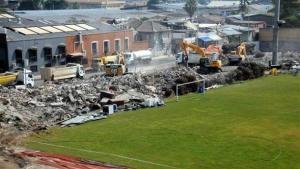 Συγκλονιστικό! Οστά και μνήματα στην ιστορική έδρα του Πανιωνίου στη Σμύρνη