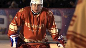 Ο Πούτιν παίζει χόκεϊ επί πάγου στην Κόκκινη Πλατεία [vid]