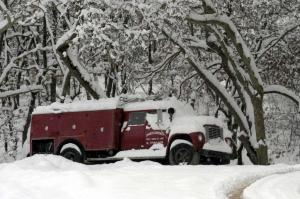Αχαΐα: Το χιόνι εγκλώβισε 6μελή οικογένεια – Επιχείρηση της Πυροσβεστικής