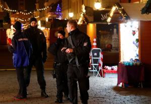 Γερμανία: Δεν προοριζόταν για τρομοκρατική επίθεση το πακέτο στην αγορά του Πότσδαμ
