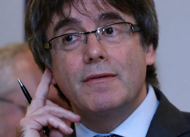 Πουτζδεμόν: Παραμένω στο Βέλγιο προς το παρόν | Newsit.gr