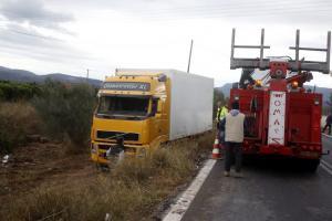 Νεκρή 49χρονη σε τροχαίο στη Θεσσαλονίκη