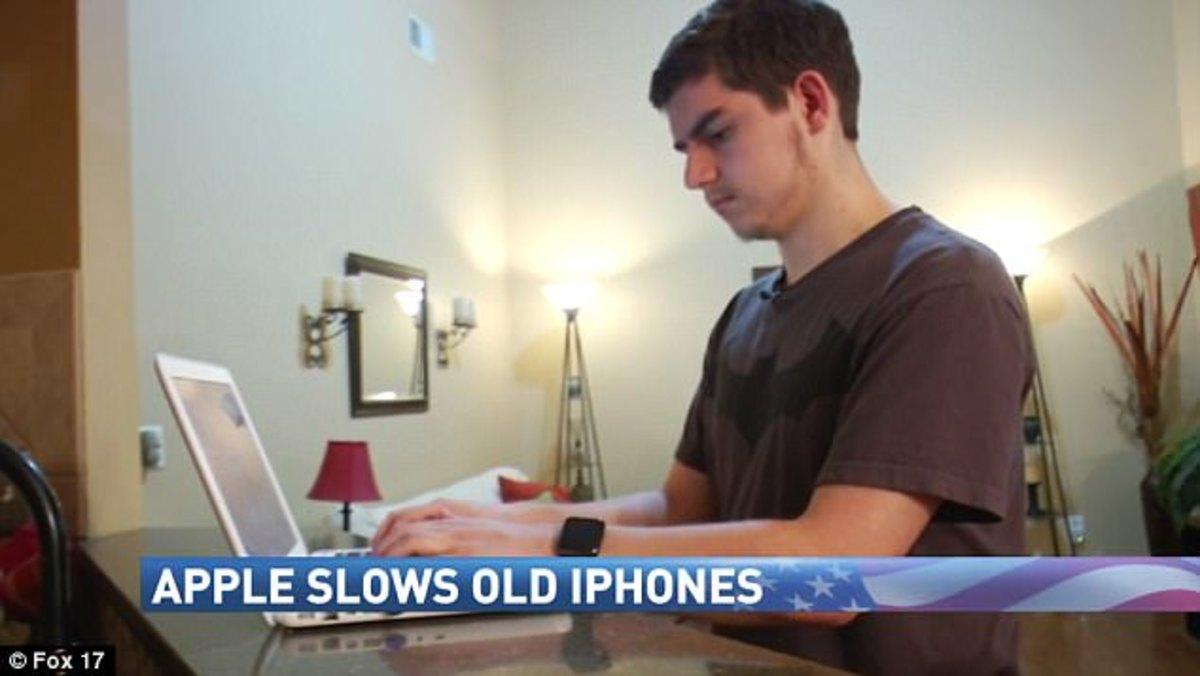 Ο μαθητής που ξεμπρόστιασε την Apple για τα iPhone