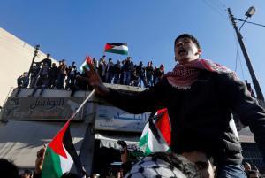 «Χάος» από την απόφαση Τραμπ να αναγνωρίσει την Ιερουσαλήμ ως πρωτεύουσα του Ισραήλ