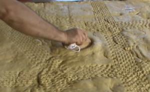 Χαλκιδική: Το χριστόψωμο των 400 κιλών – Όλα έτοιμα και φέτος στην Αρναία για το έθιμο [vid]