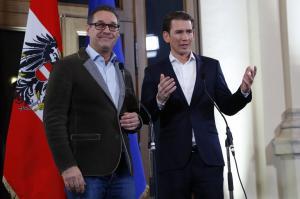 Αυστρία: Συμφωνία μεταξύ Κουρτς και ακροδεξιών για τον σχηματισμό κυβέρνησης