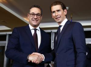 Διεθνές κάλεσμα για μποϊκοτάζ στην Αυστριακή κυβέρνηση