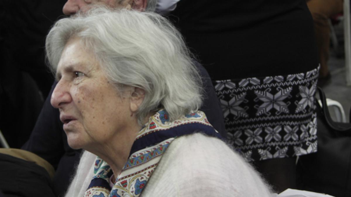 Πέθανε η Αγγέλα Κοκκόλα, στενή συνεργάτης και ιδιαιτέρα του Ανδρέα Παπανδρέου