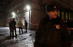 Ρωσία: Στην φυλακή ο βομβιστής που τραυμάτισε 13 άτομα σε σούπερ μάρκετ στην Αγία Πετρούπολη