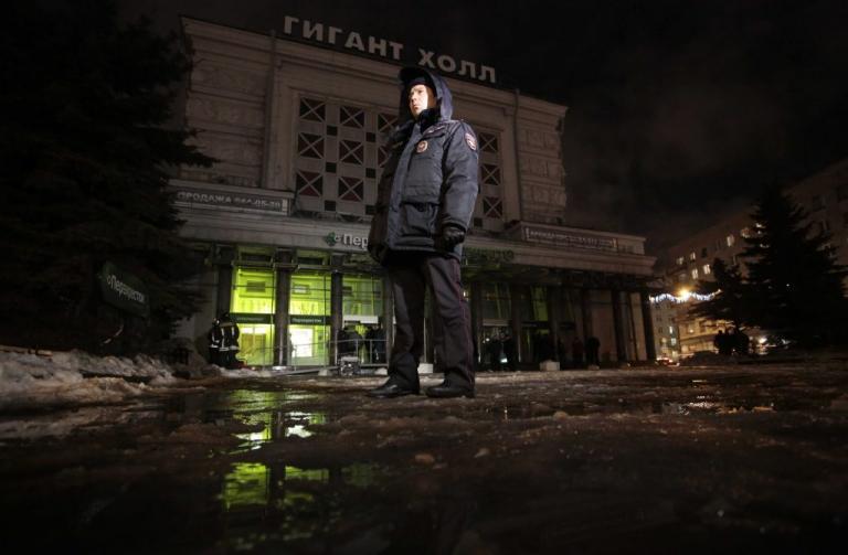 Ρωσία: Μέλος εθνικιστικής οργάνωσης ο 35χρονος που έβαλε βόμβα σε σούπερ μάρκετ στην Αγία Πετρούπολη