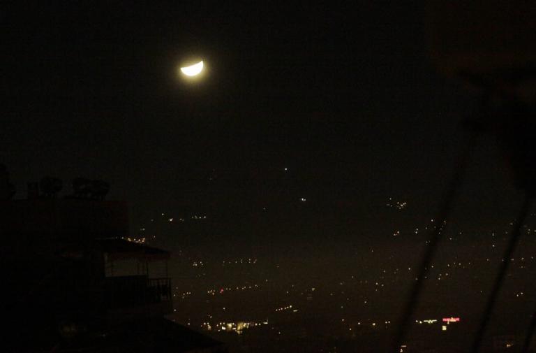 """""""Έπνιξε"""" Αθήνα και Θεσσαλονίκη η αιθαλομίχλη τα Χριστούγεννα! [pics]   Newsit.gr"""