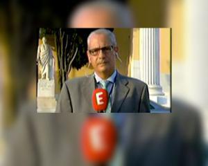 Δημήτρης Αλειφερόπουλος: Τα λόγια που «λύγισαν» τον δημοσιογραφικό κόσμο