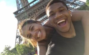 Αντετοκούνμπο: Το υπέροχο βίντεο της κοπέλας του για τα γενέθλια του