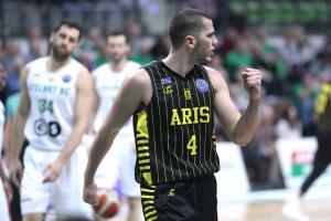 Basketball Champions League: Τα highlights των σπουδαίων διπλών των Άρη κι ΑΕΚ [vids]