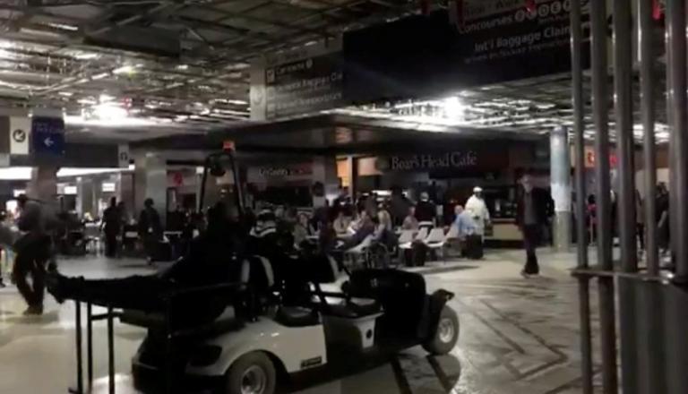 11 ώρες έμεινε χωρίς ρεύμα το αεροδρόμιο της Ατλάντα – Πάνω από 1.000 ακυρώσεις πτήσεων | Newsit.gr