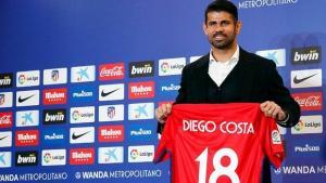 Ανακοίνωσε Ντιέγκο Κόστα και Βιτόλο η Ατλέτικο Μαδρίτης