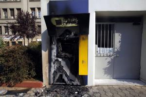 Τρόμος στη Λεωφόρο Αθηνών! Ανατίναξαν ΑΤΜ τα ξημερώματα