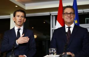 Κυβέρνηση από τα παλιά στην Αυστρία – Η άκρα δεξιά στην εξουσία