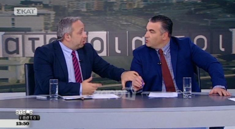 Βασίλης Μπεσκένης: Έβαλαν τα κλάματα στο φινάλε!   Newsit.gr