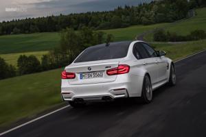 Η επόμενη BMW Μ3 θα έχει λιγότερα άλογα από τον σημερινό ανταγωνισμό της!