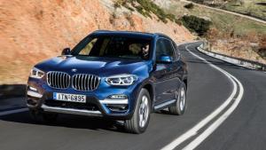 Ανακοινώθηκαν οι τιμές για τη νέα BMW X3 [pics]