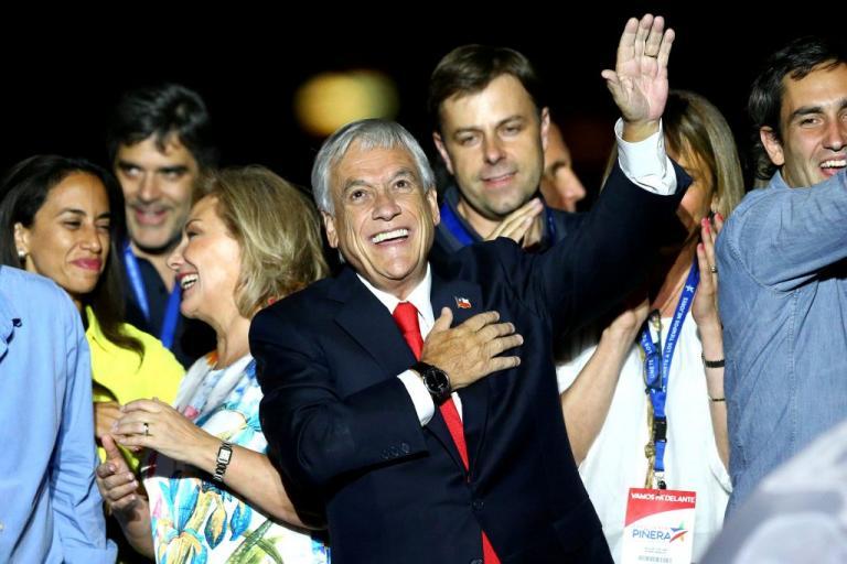 Ένας κροίσος στο τιμόνι της Χιλής – Πρόεδρος και πάλι ο Πινιέρα | Newsit.gr
