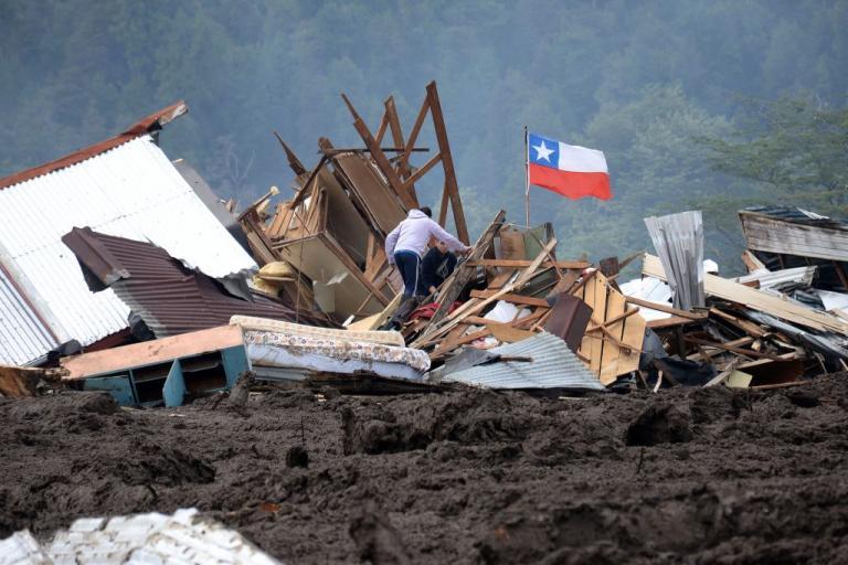 Χιλή: 11 οι νεκροί από τη φονική κατολίσθηση – Αγωνία για 15 αγνοούμενους   Newsit.gr