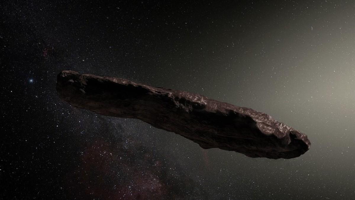 cigar - Έρευνα σε μυστηριώδη αστεροειδή σε σχήμα πούρου για εξωγήινη ζωή