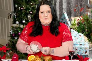 Η αποκάλυψη της Debra Parsons: «Τα Χριστούγεννα θα φάω… τη μητέρα μου»!