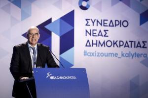 Δένδιας: Στον σουρεαλιστικό κόσμο του ΣΥΡΙΖΑ δεν υπάρχει ούτε ασφάλεια ούτε δικαιοσύνη