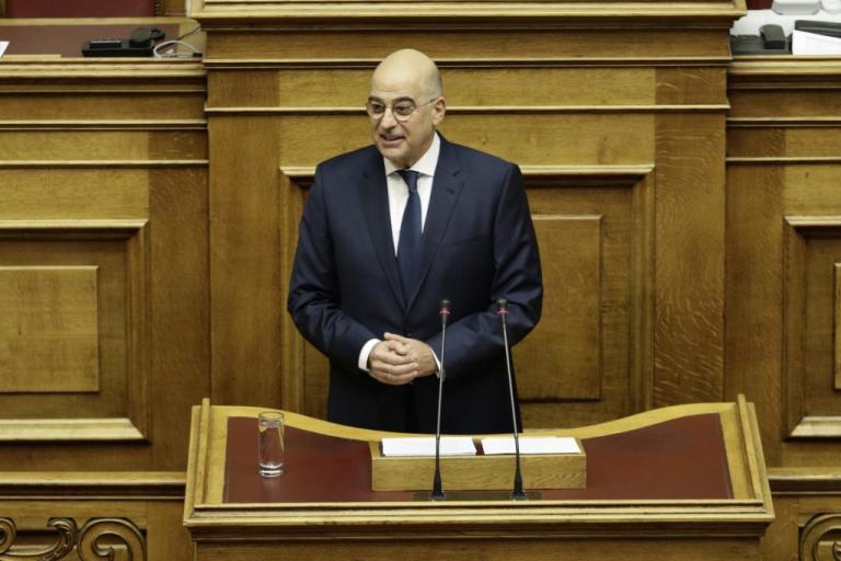 Δένδιας: Η υπόθεση Novartis ήρθε στη Βουλή γιατί η κυβέρνηση κατέθεσε πρόταση κατά των πολιτικών της αντιπάλων | Newsit.gr