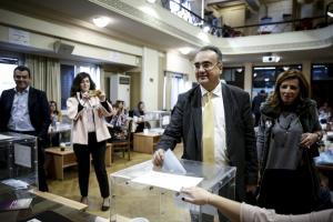 Προβάδισμα Βερβεσού για την προεδρία του Δικηγορικού Συλλόγου Αθηνών