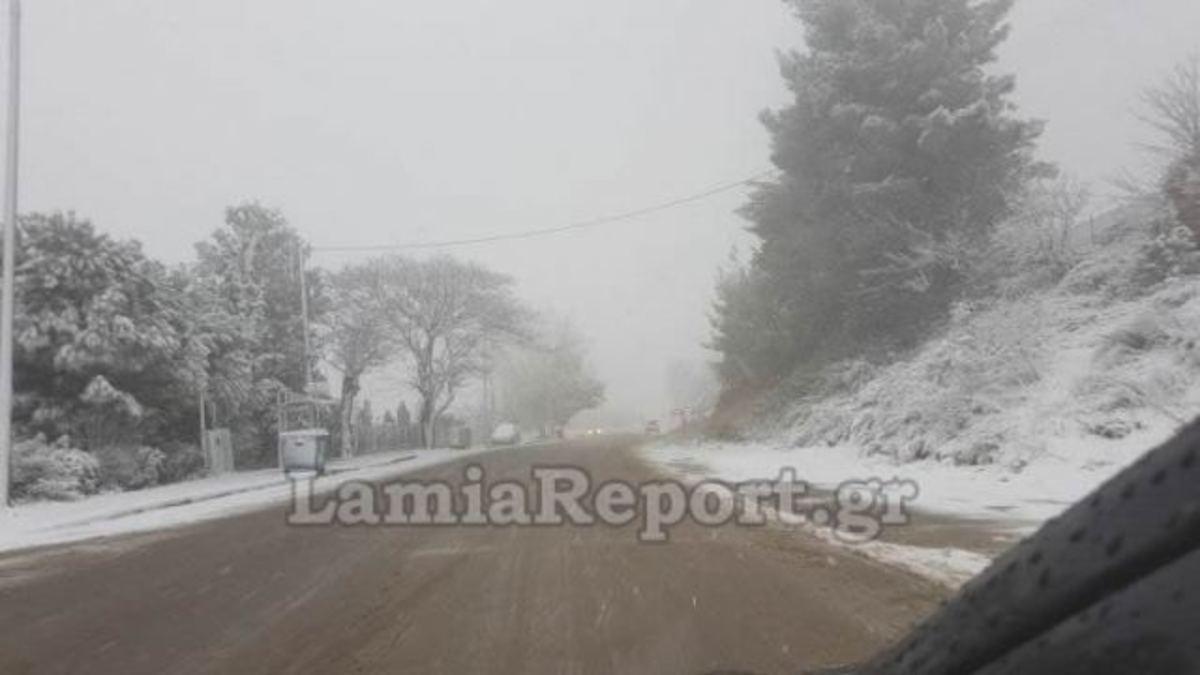 Φθιώτιδα: Πολλή κίνηση αλλά χωρίς προβλήματα, μετά το… μαρτύριο του Μαρτίνου | Newsit.gr