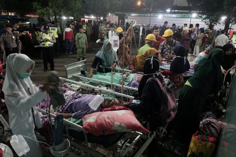 Φονικός σεισμός 6,5 Ρίχτερ στην Ινδονησία! Τουλάχιστον 2 νεκροί | Newsit.gr