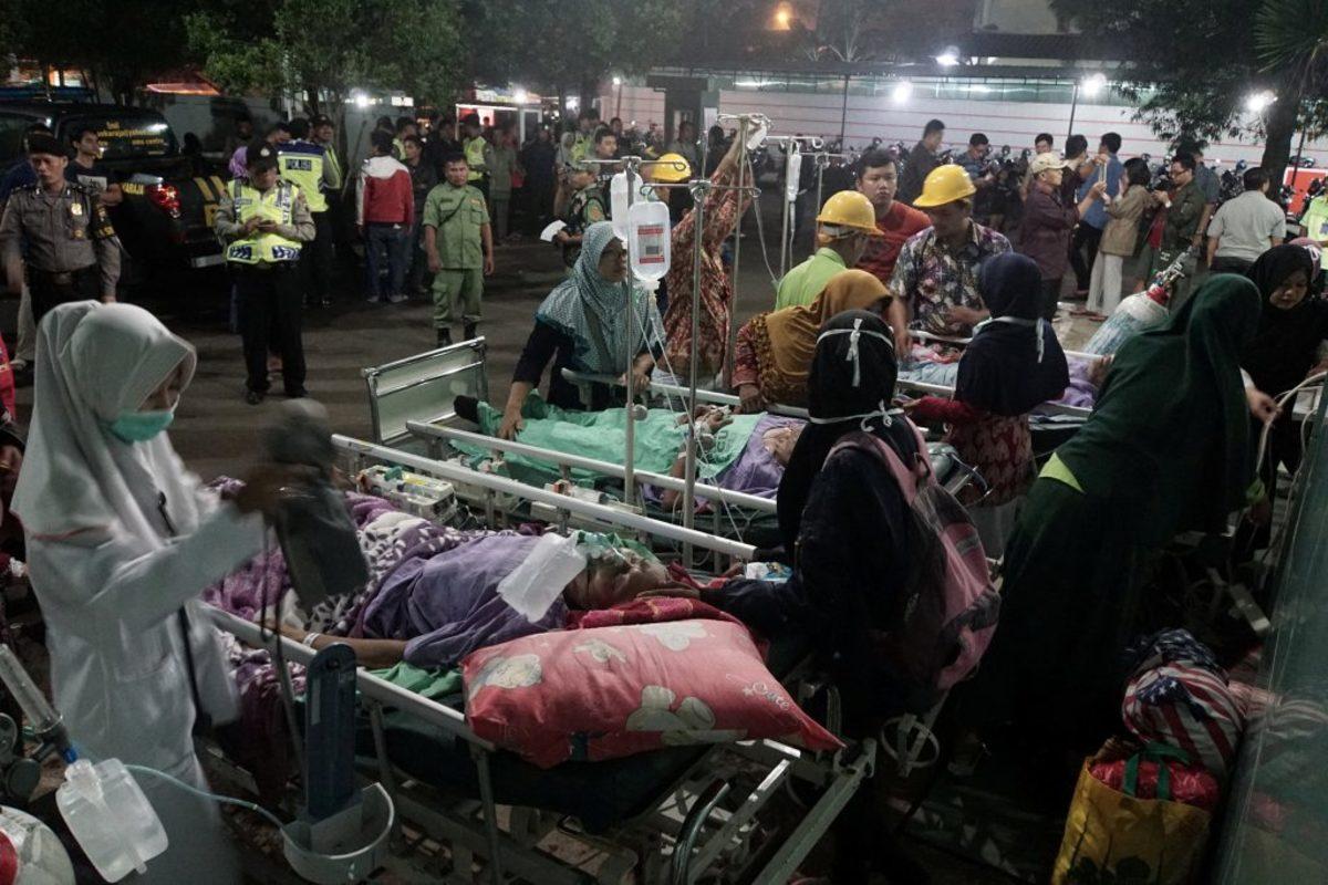 σεισμός Ινδονησία