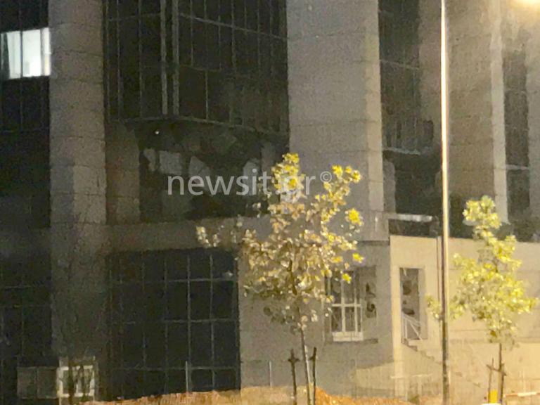 Βόμβα στο Εφετείο Αθηνών – Ισχυρή έκρηξη και μεγάλες υλικές ζημιές   Newsit.gr