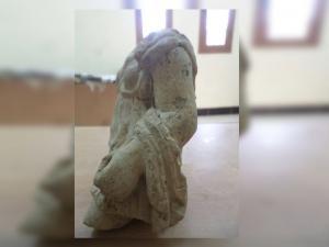 Δέος! Ανακαλύφθηκε άγαλμα της θεάς Αρτέμιδος