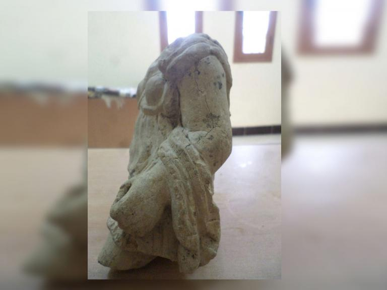 Δέος! Ανακαλύφθηκε άγαλμα της θεάς Αρτέμιδος | Newsit.gr