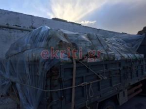 Κρήτη: 6,5 τόνους ζυγίζει το χασίς που βρέθηκε στο πλοίο!